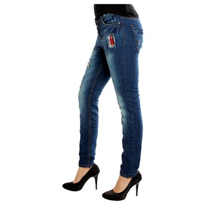 Dámské jeansové kalhoty Sublevel vel. M