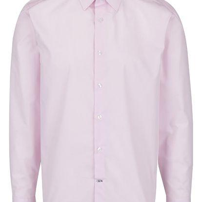 Růžová košile Burton Menswear London