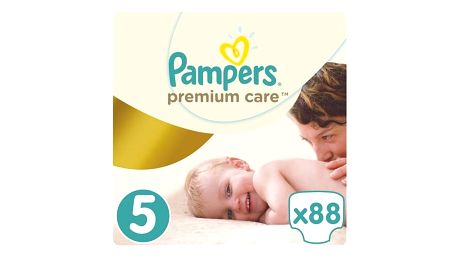 Plenky Pampers Premium Care Junior Mega Box vel. 5, 11-18kg, 88ks