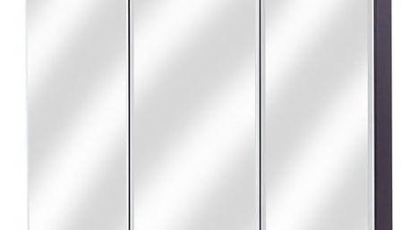 Zrcadlová skříňka ZS 231 s halogenovým osvětlením (zrcadlo)