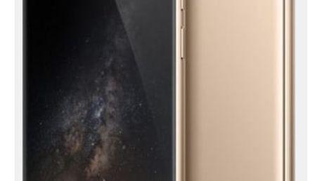 Mobilní telefon Nubia Z11 Dual SIM (6902176900075) bílý/zlatý + DOPRAVA ZDARMA
