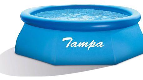 Marimex Bazén Tampa 2,44x0,76 m s kartušovou filtrací - 10340140