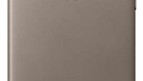 Kryt na mobil Apple Leather Case pro iPhone 7 - kouřový (mpt62zm/a)