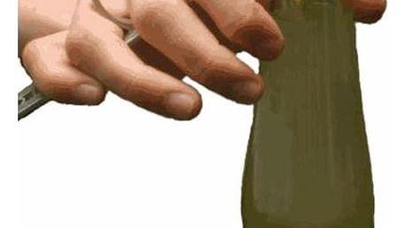 Obří jednoruční magnetický otvírák láhví