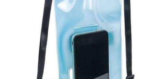 Pouzdro na mobil Ferrino vodotěsný TPU WATERPROOF BAG 11X20 modrý