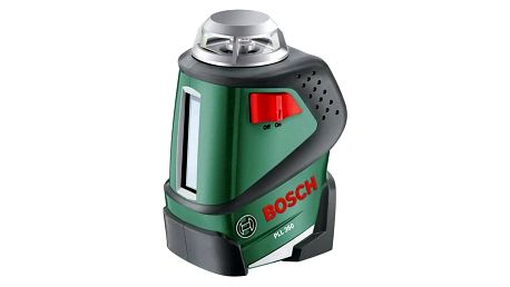 Laser Bosch PLL 360 + Doprava zdarma