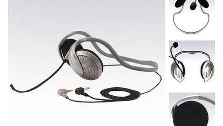 Sluchátka Koss CS/80 (dvouletá záruka) stříbrná