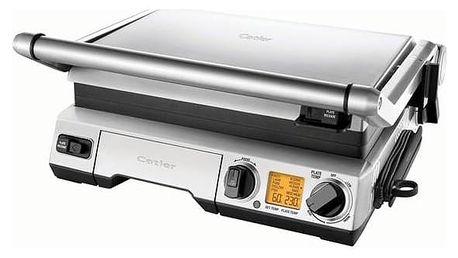 Gril Catler GR 8050 Mlýnek na pepř a sůl Catler SM 2011 + K nákupu poukaz v hodnotě 2 000 Kč na další nákup + Doprava zdarma