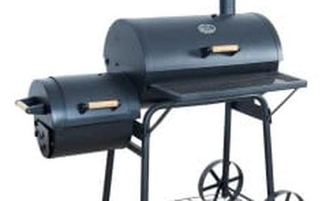 G21 BBQ big gril s udírnou