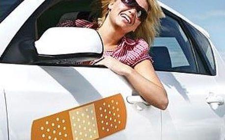 Náplast na auto jako magnet!