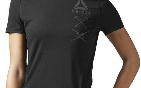 Dámské sportovní tričko Reebok Activchill Graphic Tee XS