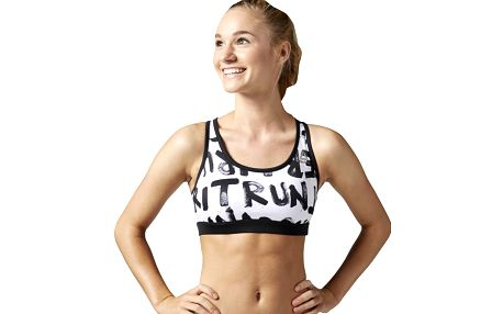 Reebok Running Essentials Bra M
