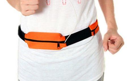 Sportovní pás s kapsami!
