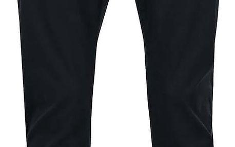 Tmavě šedé pánské chino kalhoty Broadway Wayne