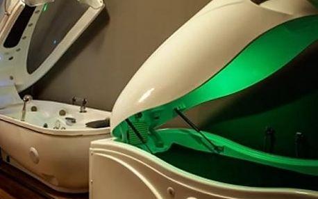 Sirná koupel a suchý zábal ve wellness Studiu Agáta v Hotelu Golf ****.