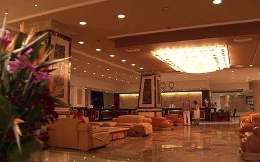 AMC Royal, Egypt, Hurghada, 8 dní, Letecky, All inclusive, Alespoň 4 ★★★★, sleva 5 %, bonus (Levné parkování u letiště: 8 dní 499,- | 12 dní 749,- | 16 dní 899,- , Parkování u letiště zdarma)