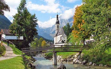 Pobyt v krásné přírodě Nízkých Taur v Rakousku pro DVA se saunou