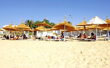 Hotel Kheops, Tunisko, Tunisko pevnina, 8 dní, Letecky, All inclusive, Alespoň 3 ★★★, sleva 24 %, bonus (Levné parkování u letiště: 8 dní 499,- | 12 dní 749,- | 16 dní 899,- )