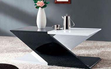 Konferenční stůl K92-CB, 1170 x 600 x 465 mm S - Bříza