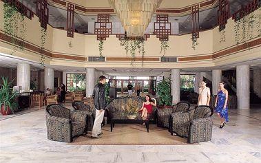 Riviera Plaza Abu Soma, Egypt, Hurghada, 8 dní, Letecky, All inclusive, Alespoň 4 ★★★★, sleva 5 %, bonus (Levné parkování u letiště: 8 dní 499,- | 12 dní 749,- | 16 dní 899,- , Parkování u letiště zdarma)