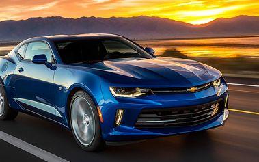 Záloha na nový vůz Chevrolet Camaro Turbo Coupé