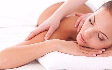Uvolňující a regenerační masáž v délce 90 minut