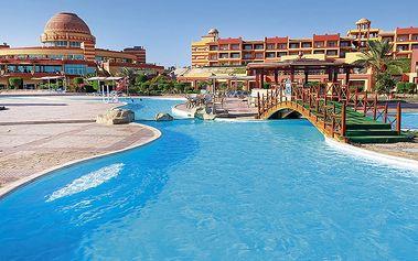Hotel El Malikia Beach Resort Abu Dabab, Egypt, Marsa Alam, 7 dní, Letecky, All inclusive, Alespoň 4 ★★★★, sleva 32 %, bonus (Levné parkování u letiště: 8 dní 499,- | 12 dní 749,- | 16 dní 899,- )