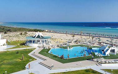 Hotel Helya Beach & Spa, Tunisko, Tunisko pevnina, 6 dní, Letecky, All inclusive, Alespoň 3 ★★★, sleva 24 %, bonus (Levné parkování u letiště: 8 dní 499,- | 12 dní 749,- | 16 dní 899,- )