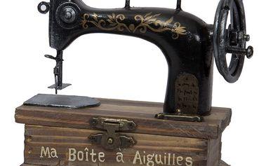 Dekorativní šicí stroj Antic Line Machine