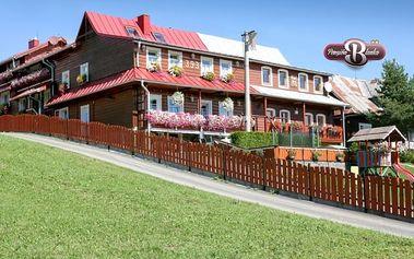 Rodinná dovolená Belianské Tatry se snídaní