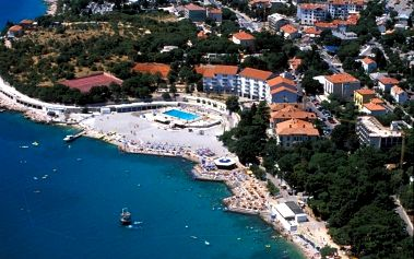 Chorvatsko - Kvarner na 10 dní, polopenze s dopravou autobusem