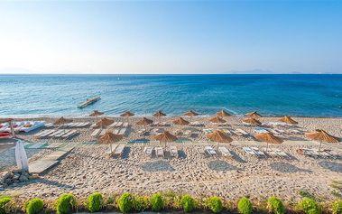 Hotel Akti Beach Club, Řecko, Kos, 8 dní, Letecky, All inclusive, Alespoň 4 ★★★★, sleva 12 %, bonus (Levné parkování u letiště: 8 dní 499,- | 12 dní 749,- | 16 dní 899,- )