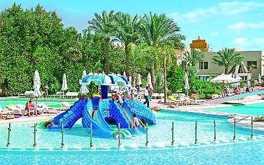 PRIMA LIFE MAKADI RESORT & SPA, Egypt, Hurghada, 8 dní, Letecky, All inclusive, Alespoň 5 ★★★★★, sleva 1 %