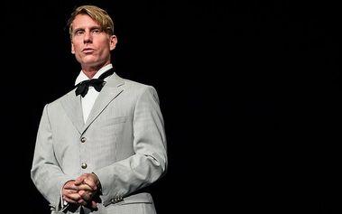 Vstupenka na divadelní představení Velký Gatsby