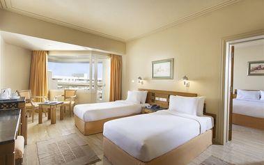 Sindbad Club Aqua Hotel & Spa, Egypt, Hurghada, 8 dní, Letecky, All inclusive, Alespoň 4 ★★★★, sleva 8 %, bonus (Levné parkování u letiště: 8 dní 499,- | 12 dní 749,- | 16 dní 899,- , Parkování u letiště zdarma)