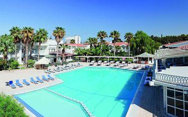 LA HOTEL, Kypr, Severní Kypr, 8 dní, Letecky, Polopenze, Alespoň 4 ★★★★, sleva 5 %, bonus (Levné parkování u letiště: 8 dní 499,- | 12 dní 749,- | 16 dní 899,- )