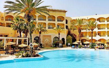 Hotel Bravo Hammamet, Tunisko, Tunisko pevnina, 6 dní, Letecky, All inclusive, Alespoň 4 ★★★★, sleva 24 %, bonus (Levné parkování u letiště: 8 dní 499,- | 12 dní 749,- | 16 dní 899,- )