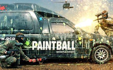 Paintballová řež: Vzpoura vězňů v Alcatrazu
