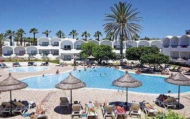 Magic Hotel Hammamet Beach, Tunisko, Tunisko pevnina, 6 dní, Letecky, All inclusive, Alespoň 3 ★★★, sleva 24 %, bonus (Levné parkování u letiště: 8 dní 499,- | 12 dní 749,- | 16 dní 899,- )