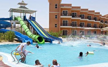 Three Corners Sunny Beach Resort, Egypt, Hurghada, 8 dní, Letecky, All inclusive, Alespoň 4 ★★★★, sleva 2 %, bonus (Levné parkování u letiště: 8 dní 499,- | 12 dní 749,- | 16 dní 899,- , Parkování u letiště zdarma)