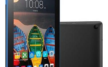 Dotykový tablet Lenovo TAB 3 7 Essential 8 GB (ZA0R0008CZ) černý