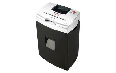 Skartovač HSM Shredstar X15, DIN 3, 4x27mm, 15 listů, 25l, CD+DVD, Credit Card, sponky