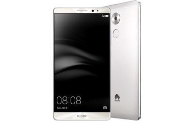 HUAWEI Mate 8 DS Midnight Silver