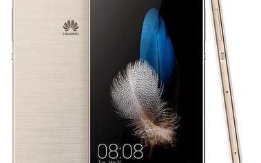 Huawei P8 Lite DS (P8 Lite DS Gold) zlatý