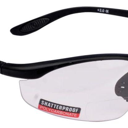 Brýle sport S80b + dioptrické rohy čiré, +1,5