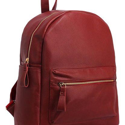 Vínový batoh L&S Bags Bezons