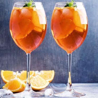 Hvězda mezi drinky: 2x svěží Aperol Spritz