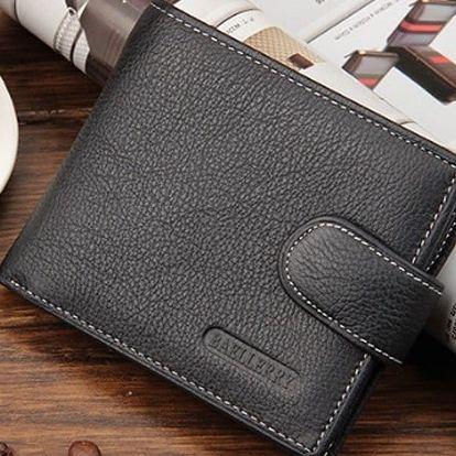 Luxusní kožené pánské peněženky