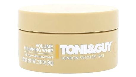 TONI&GUY Glamour Volume Plumping Whip 90 ml objem vlasů W