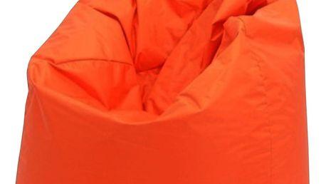 Sedací vak JUMBO oranžový V10